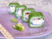 Green roll (8 piezas)