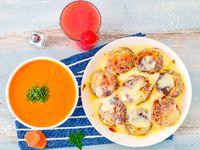 Bowl Árabe - Vegetariano