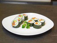 Maki vegetariano (8 piezas)