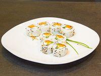 Uramaki vegetariano  (8 piezas)