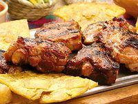 Costillas de Marrano Dietético BBQ