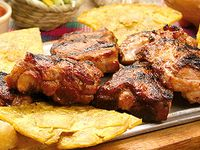 Costillas de Marrano Dietético BBQ