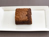 Cuadrado brownie