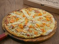 Pizzeta mexicana