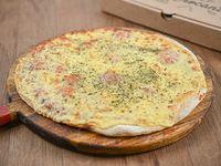 Pizzeta con muzza