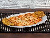 1/2 Espaguetis con Camarón