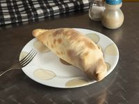 Panzerotti Champiñón y pollo
