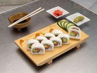 Cheese sake roll