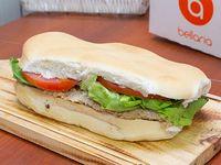Sándwich individual grande
