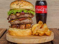 Combo Mística Burger