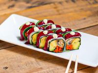 Vegetariano roll (sin arroz)
