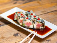 Tuna roll (sin arroz)