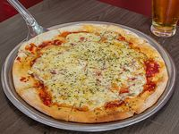 Pizza muzzarella grande