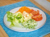 Ensalada de vegetales a elección