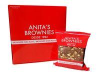 Caja x4 Brownies 75 gr de Maní