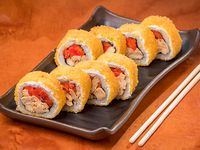 Tori white hot roll (8 piezas)