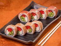 Serrano fresh roll (8 piezas)