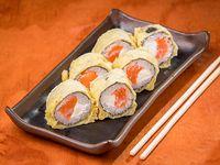Hosomaki salmón queso crema (8 piezas)