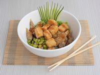 Tofu Apanado