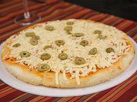 Pre pizza con gustos