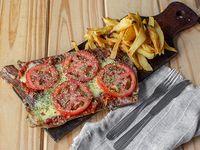Promo 4 - Matambre a la pizza con guarnición