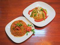Promo - 1 Cuscus + verduras asadas