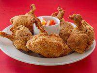 Patitas de pollo crocantes (6 unidades)