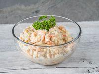 Ceviche de camarón gourmet