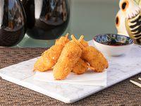Fried panko sticks (5 unidades)