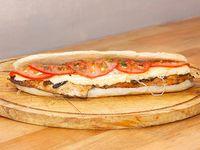 Sandwiche de pollo napolitano