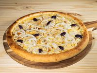 Pizza familiar de champignon especial