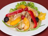 Pollo Sefardite (Frutas)