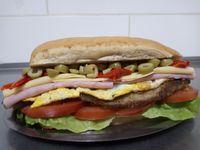 Sándwich de milanesa Marquesa