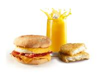 Combo Bacon McMuffin  y Hashbrown