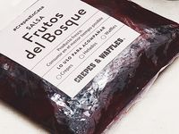 Salsa Frutos del Bosque x3