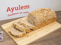 Pan de campo de harina integral