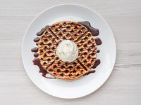 3X2 Waffle de Chocolate