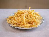 Porción de papas fritas clásicas