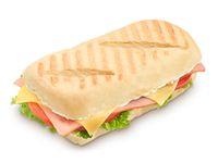 Sándwich Mixto de Jamones