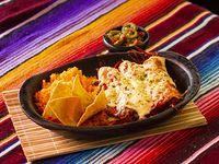 Lleva Dos Enchiladas