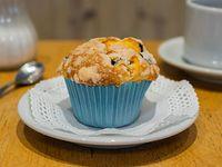 Muffin de arándanos (sin TACC)