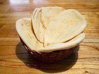 Panera de pan pita (4 unidades)