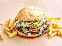 Burger Aguacate