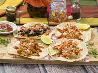Combo 4 Tacos