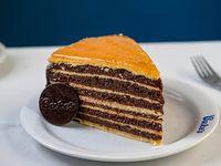 Torta dobush (porción)