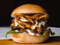 Hamburguesa  La Crack Burger