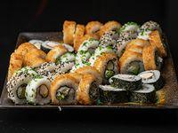 Mix sushi mixto - 50 piezas