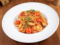 Spaguetti di mare