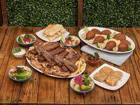Sultan kebab mixto 4 personas