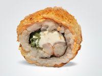 Sake katsu roll (8 unidades)